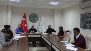 Teknoloji Transfer Ofisi Toplantısı 07.02.2019 tarihinde Tokat Teknopark Toplantı Salonunda yapıldı.