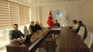 Teknoloji Transfer Ofisi Toplantısı 20.02.2019 tarihinde Tokat Teknopark Toplantı salonunda yapıldı.