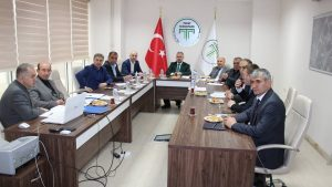 Tokat Teknopark Olağan Genel Kurul Toplantısı Yapıldı.