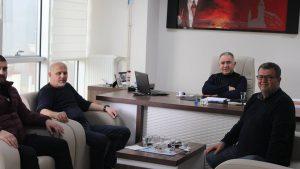 MD Endüstriyel İnovasyon firmamızın yatırımcı girişimci buluşması yapıldı.