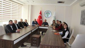 KARDELEN firması ile KÜSİ kapsamında toplantı yapıldı.