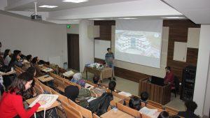 Tokat Gaziosmanpaşa Üniversitesi 2. Ulusal Tıp Öğrenci Kongresine Teknopark olarak katılım sağladık.
