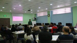 """FİDE Ön Kuluçka Merkezimizde """" Proje döngüsü yönetimi eğitimi """" düzenledik."""