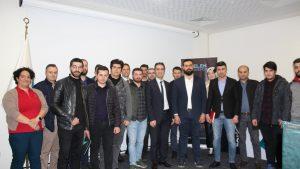 Orta Karadeniz Kalkınma Ajansının düzenlediği Tersine Mühendislik ve Hızlı Prototipleme eğitimine katıldık.
