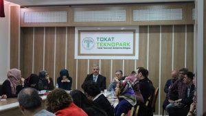 TÜBİTAK ARDEB Destekleri Tanıtım ve Bilgilendirme Toplantısı yapıldı.