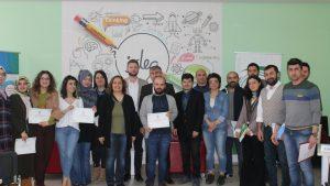 Proje döngüsü yönetimi eğitiminin 2. oturumu düzenlendi.