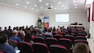 HORIZON 2020 Destekleri Tanıtım ve Bilgilendirme Toplantısı Tokat Teknopark Toplantı Salonunda yapıldı.