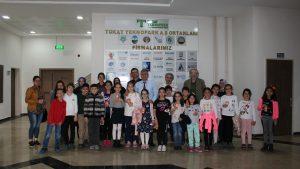 Tokat Bilim ve Sanat Merkezi öğrencileri Teknoparkımızı ziyaret etti.