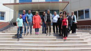 Tokat milli eğitim müdürlüğü öğretmenleri tarafından Teknoparkımız ziyaret edildi.
