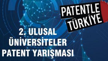 Patentle Türkiye| 2. Ulusal Üniversiteler Patent Yarışması