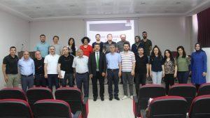 Tokat Teknopark Toplantı Salonunda Tokat ve bölge okullarımızdan katılan öğretmenlerimize FSMH Eğitimi verildi.