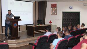 Tokat Teknopark ve TOGÜ TTO Bilgilendirme toplantımızı Fen Edebiyat Fakültesi öğretim üyelerine yaptık.
