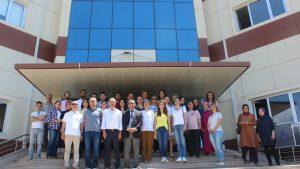 Tokat İl Milli Eğitim Müdürlüğüne bağlı ve çeşitli okullarda görev yapan öğretmenlerimiz Teknopark'ımızı ziyaret etti.