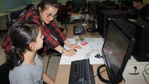 Tokat Teknopark Arduino Atölyesi başlangıç seviye eğitimlerimizin 2.si devam ediyor.