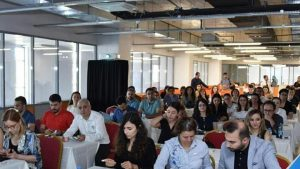 OSTİM Teknopark'ta düzenlenen 6. Teknoloji Geliştirme Bölgeleri mevzuat eğitimine katılım sağladık.