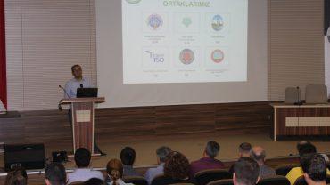 Tokat Teknopark ve TOGÜ TTO Bilgilendirme toplantımızı Mühendislik ve Doğa Bilimleri Fakültesi öğretim üyelerine yaptık.