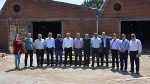 Kamu Üniversite Sanayi İşbirliği kapsamında Özgür Mobilya ve SETA ağaç Sanayi A.Ş firmaları ziyaret edildi.