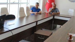 FİDE Ön kuluçka merkezinde yer almak isteyen öğrencilerimiz projelerini Teknopark yönetimi ve jüri heyetine sundu.