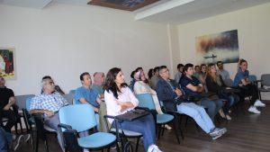 Tokat İl Milli Eğitim Müdürlüğüne bağlı Tokat'ta ve ilçelerinde görev yapan öğretmenlerimize Teknopark ve Teknoloji Tranfer Ofisi tanıtım ve bilgilendirmelerinin ardından FSMH kapsamında eğitim verildi.