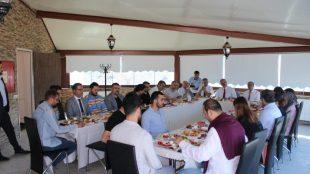 Tokat Teknopark'ta firmalarımızla kahvaltıda bir araya geldik.