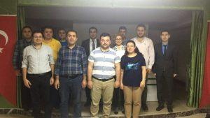 Tokat Cumhuriyet Mesleki ve Teknik Anadolu lisesinde görev yapan degerli öğretmenlerimize FSMH kapsamında eğitim verildi.