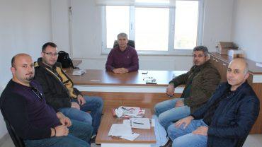 Tokat Gaziosmanpaşa Üniversitesi Teknoloji Transfer Ofisi olağan toplantısı TTO Koordinatörümüz Prof.Dr. Rüştü YAYAR başkanlığında yapıldı.