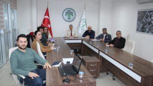 TTO Toplantısı yapıldı.