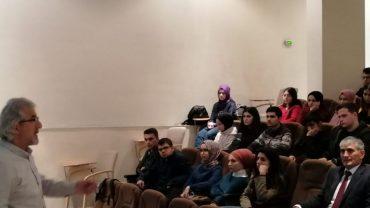 Tokat Gaziosmanpaşa Üniversitesi Tıp Fakültesi 1.Sınıf öğrencilerine yönelik seminer düzenlendi.