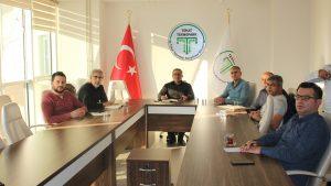 Tokat Gaziosmanpaşa Üniversitesi Teknoloji Transfer Ofisi olağan toplantısı Teknopark toplantı salonunda yapıldı.