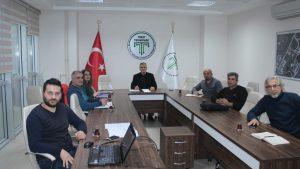 Teknoloji Transfer Ofisi olağan toplantısı Teknopark toplantı salonunda yapıldı. Toplantıda, TTO kapsamında yapılacak faaliyetler planlandı.