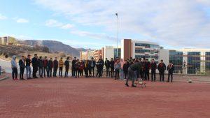 Tokat Dinamik Mesleki ve Teknik Anadolu Lisesi Elektrik-Elektronik 10. Sınıf öğrencileri kurumumuzu ziyaret etti.