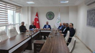 Tokat Teknopark Yönetim Kurulu Toplantısı Yönetim Kurulu Başkanımız Prof. Dr. Bünyamin ŞAHİN başkanlığında yapıldı.