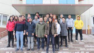 Tokat Dinamik Mesleki ve Teknik Anadolu Lisesi Teknoparkımızı ziyaret etti.