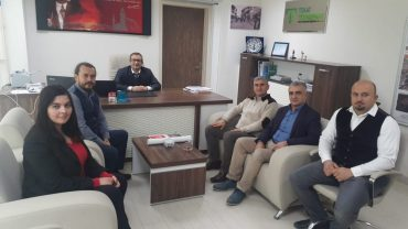 Ankara TTO Bölgemizi ziyaret etti.