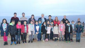 Tokat Merkeze bağlı Karşıyaka İlköğretim Okulumuzun değerli Öğrencileri Teknoparkımızı ziyaret etti.