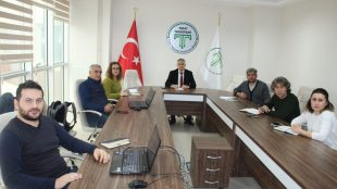 Tokat Gaziosmanpaşa Üniversitesi Teknoloji Transfer Ofisi toplantısı TTO Koordinatörümüz Prof.Dr. Rüştü YAYAR başkanlığında gerçekleşti.