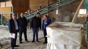 Kamu Üniversite Sanayi İşbirliği kapsamında Niksar ilçemizde faaliyetine devam eden firmaları ziyaret ettik.