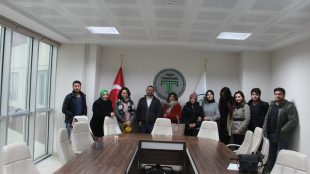 ANKABİGG kapsamında yapılan eğitimlerin 3. gününde FSMH Uzm. Ali Erdi CANDAR tarafından Fikri ve Sınai Mülkiyet Hakları Eğitimi, Dr. Öğr. Üyesi Emre ASLAN tarafından ise Projeler İçin Kanvas İş Modeli Eğitimi verildi.