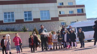 Mehmet Akif Ersoy Anadolu İmam Hatip Ortaokulu Ana sınıfı öğrencileri Teknoparkımızı ziyaret etti.