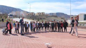 Özel Ayışığı İlkokulu ve 23 Nisan Ulusal Egemenlik Anaokulu'nun değerli öğrencileri Teknoparkımızı ziyaret etti.