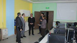 Mühendislik Eğitim Programları Değerlendirme ve Akreditasyon Derneği (MÜDEK) Teknoparkımızı ziyaret etti.