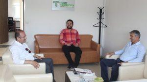 Tokat Gaziosmanpaşa Üniversitesi Teknoloji Transfer Ofisi faaliyetleri kapsamında toplantı düzenlendi.