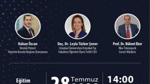 """Namık Kemal Üniversitesi Teknopark organizasyonunda """"Patentte Yeni Dönem"""" isimli toplantı düzenlendi."""