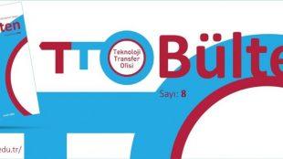 TOGÜ Teknoloji Transfer Ofisi Koordinatörlüğü E-Bülten