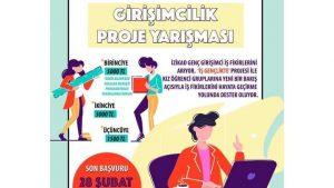 """""""İŞ GENÇLİKTE"""" 9. Genç İZİKAD Proje Yarışması Başlıyor!"""