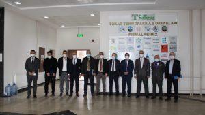 Tokat Teknopark Genel Kurul toplantısı yapıldı.