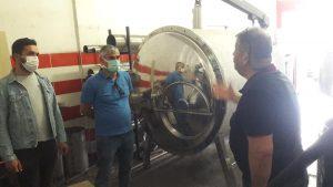 MD Endüstriyel İnovasyon firmamızın üretim merkezini ziyaret ettik.